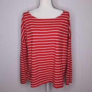 Old Navy Striped Long Sleeve Tee Size XXL